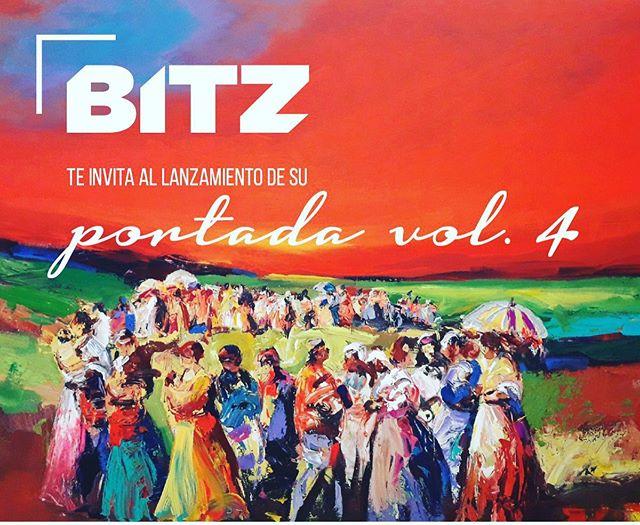 """Ya estamos listos para conocer nuestra siguiente edición.  La obra que ven en la invitación es del gran artista dominicano de las artes visuales Melanio Guzmán @melaniog1, como aporte a nuestro movimiento esta obra titulada """"Retorno"""". . . Gracias a todo el equipo que me acompañó en este viaje y a todos los talentos que son parte de esta joya... . . Como acostumbramos, nuestro evento de lanzamiento es una fiesta para celebrar el arte y la cultura.  #bitz #bitzmagazine #gentebitz #bitznuevaedicion #bitz2019 . . @marite.gil @josebo1980"""