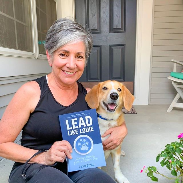 🎉 It's official, my mom and I have released our SECOND book, Lead Like Louie 🎉Thank you to @josephbethcincy for hosting our release last night (more pictures to come!). We had a blast!! Head to the link in our bio to now purchase BOTH books - or go visit Joseph Beth Rookwood! #leadlikelouie #cincy #leadershipdevelopment
