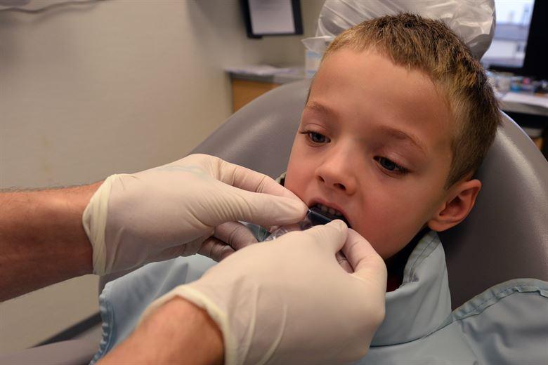 Children's Dentistry - examination