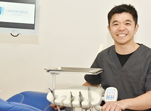 Dr Kenneth Chan - Seven Hills Dentist