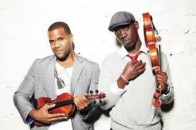 Black Violin Duo