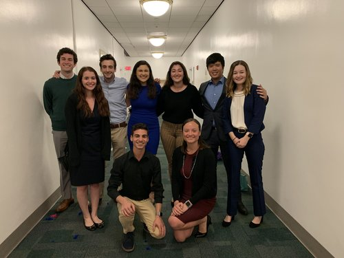 Tulane Fall 2020 Calendar Election of New Committee Chairs for 2019 2020 — Phi Alpha Delta