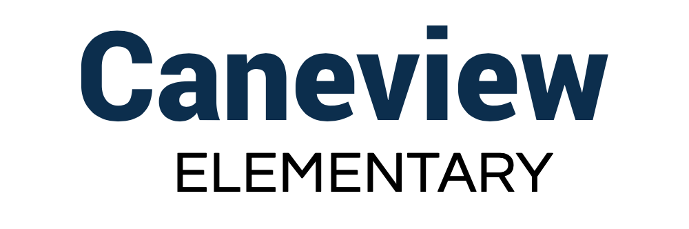 Caneview Elementary Iberia Parish School District Logo.png