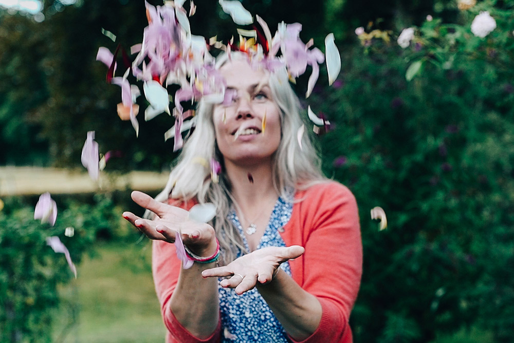 Xanthe Berkeley, British photographer and filmmaker