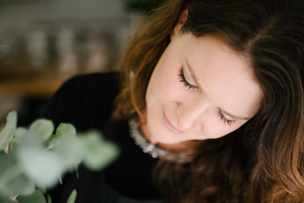 Karen Baldry, Flower guru