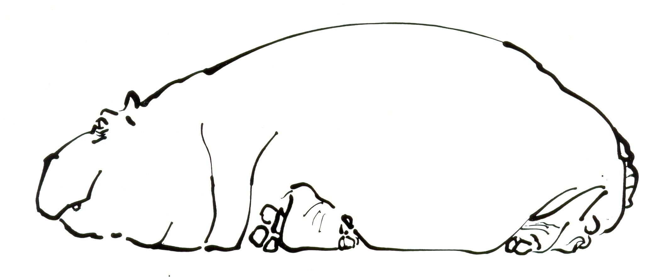 Ink Gesture Drawing by Britt Zaist.HIPPO.jpg