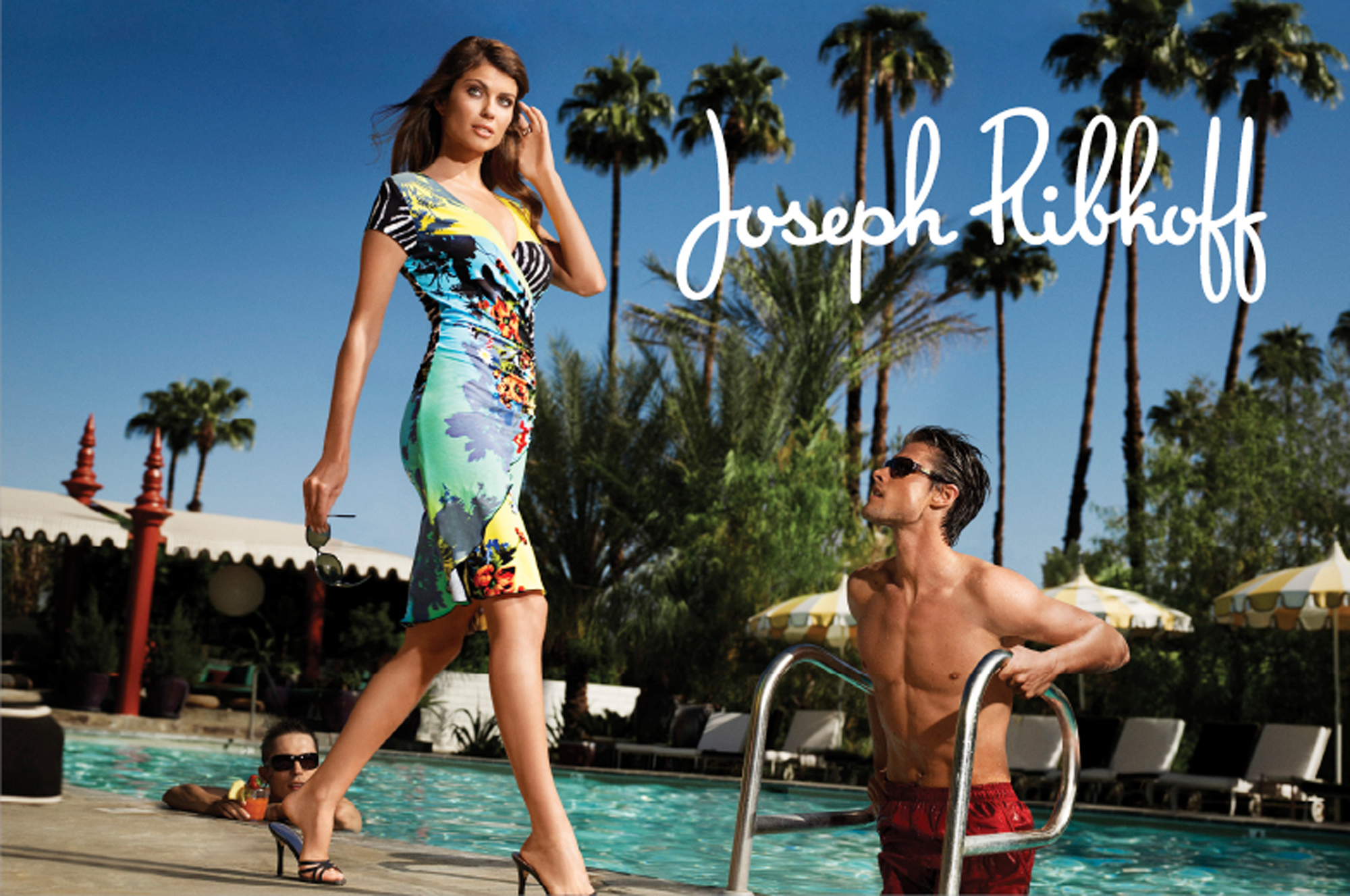 Joseph Ribkoff-Womens Apparel-WalkingByPool-Print.jpg