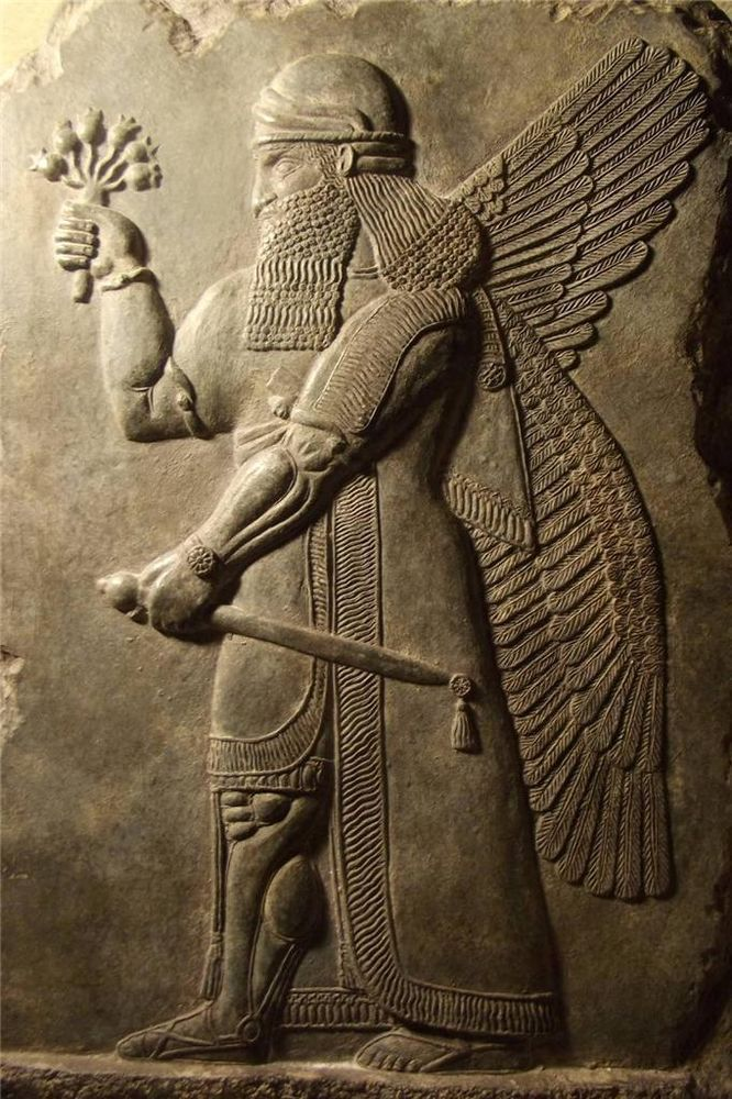 The Branch of Immortal Life (Assyria)