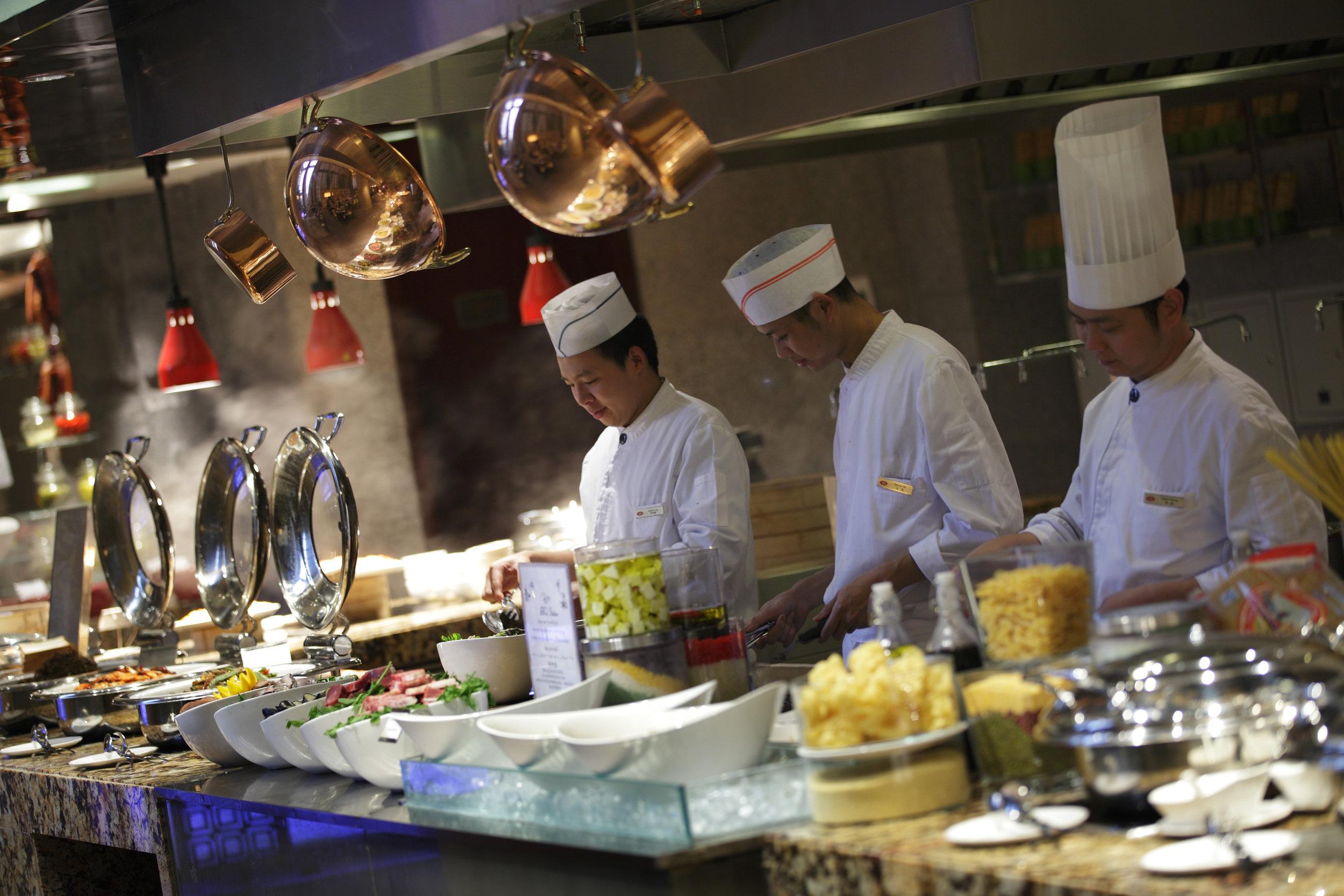 成都保利皇冠自助晚餐開放廚房-T11.jpg