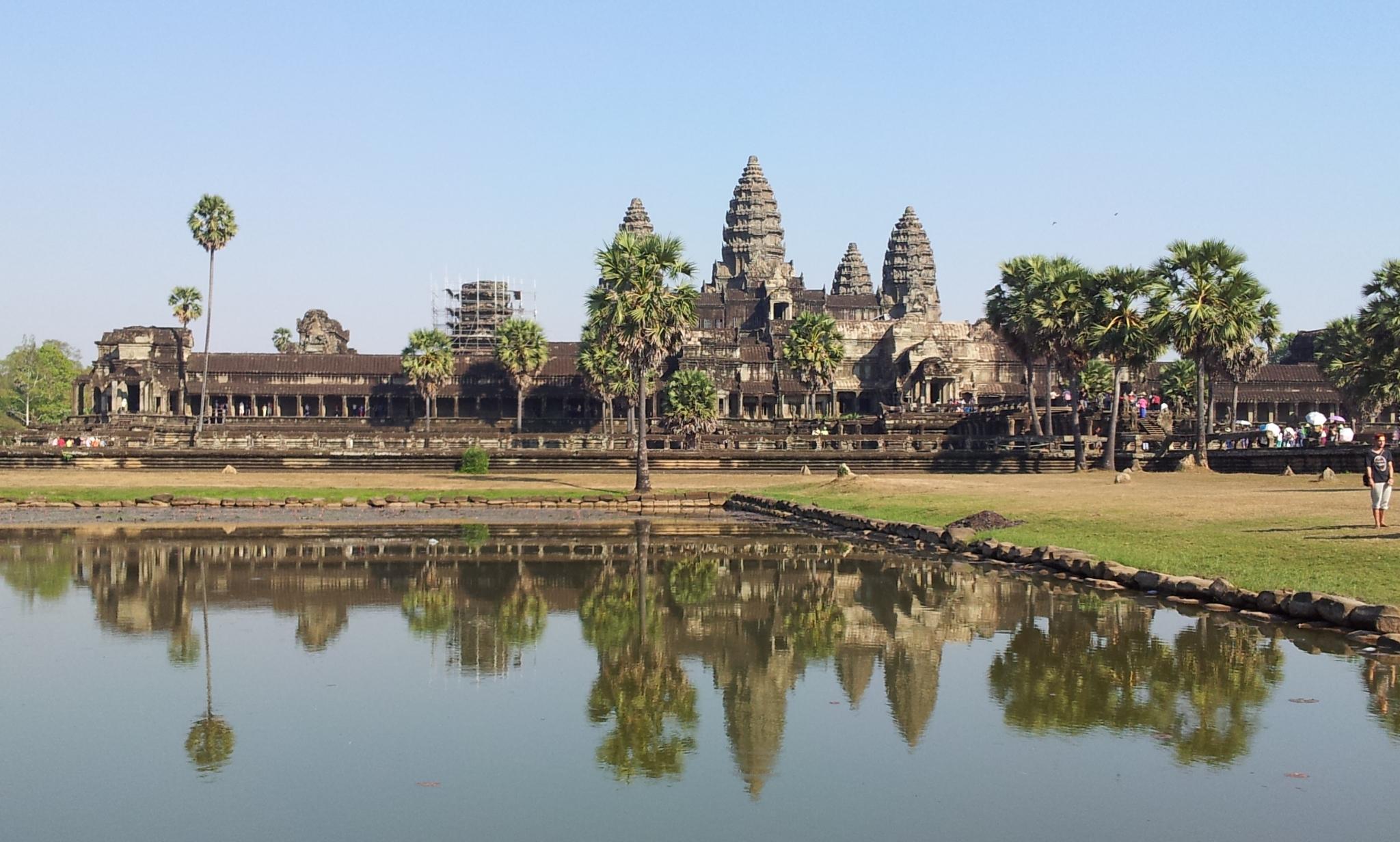 柬埔寨,越南全景 精華之旅(CV 10)