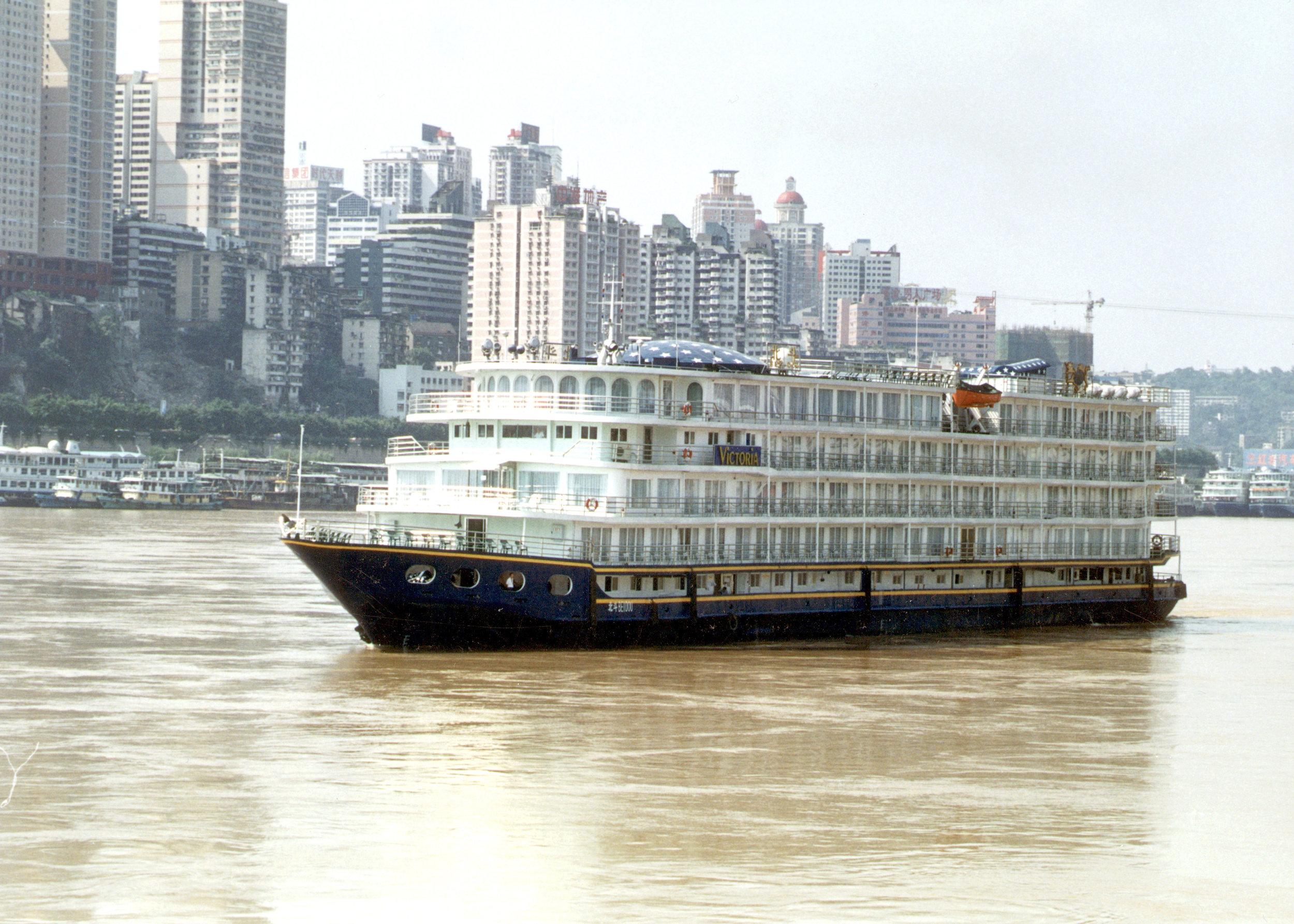 2019年恩施大峽谷,三峽遊輪之旅 (BJ11RD)