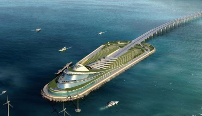 2019 港珠澳大橋、世界奇觀丹霞地貌、桂林山水之旅 [HZ10]