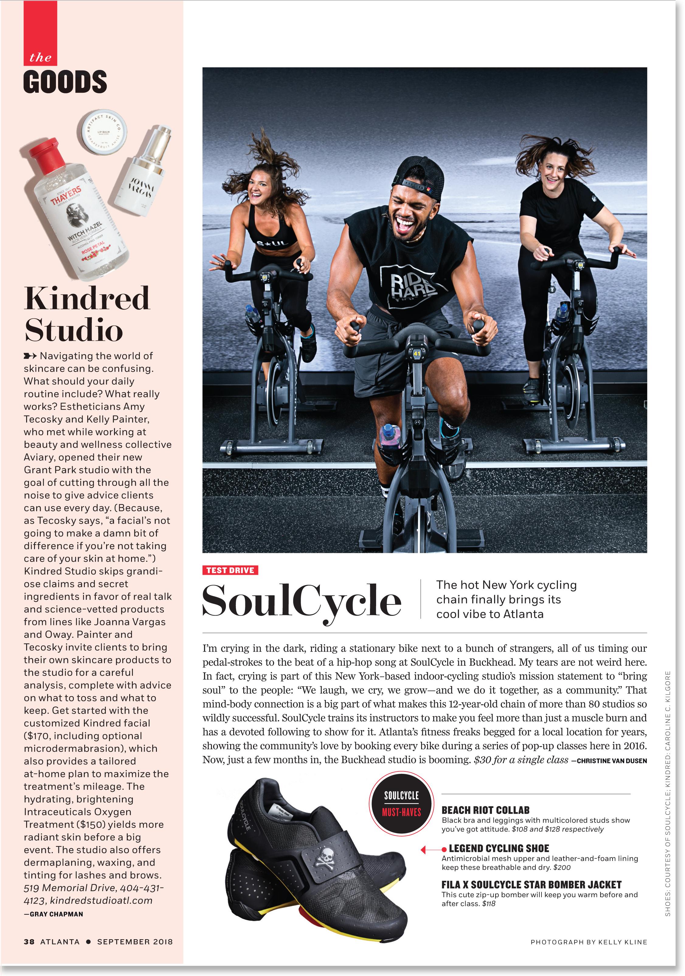 Atlanta Magazine - September 2018