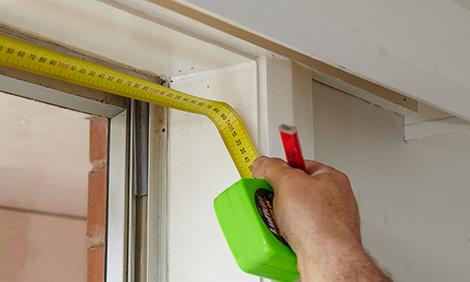 Measuring & Installing