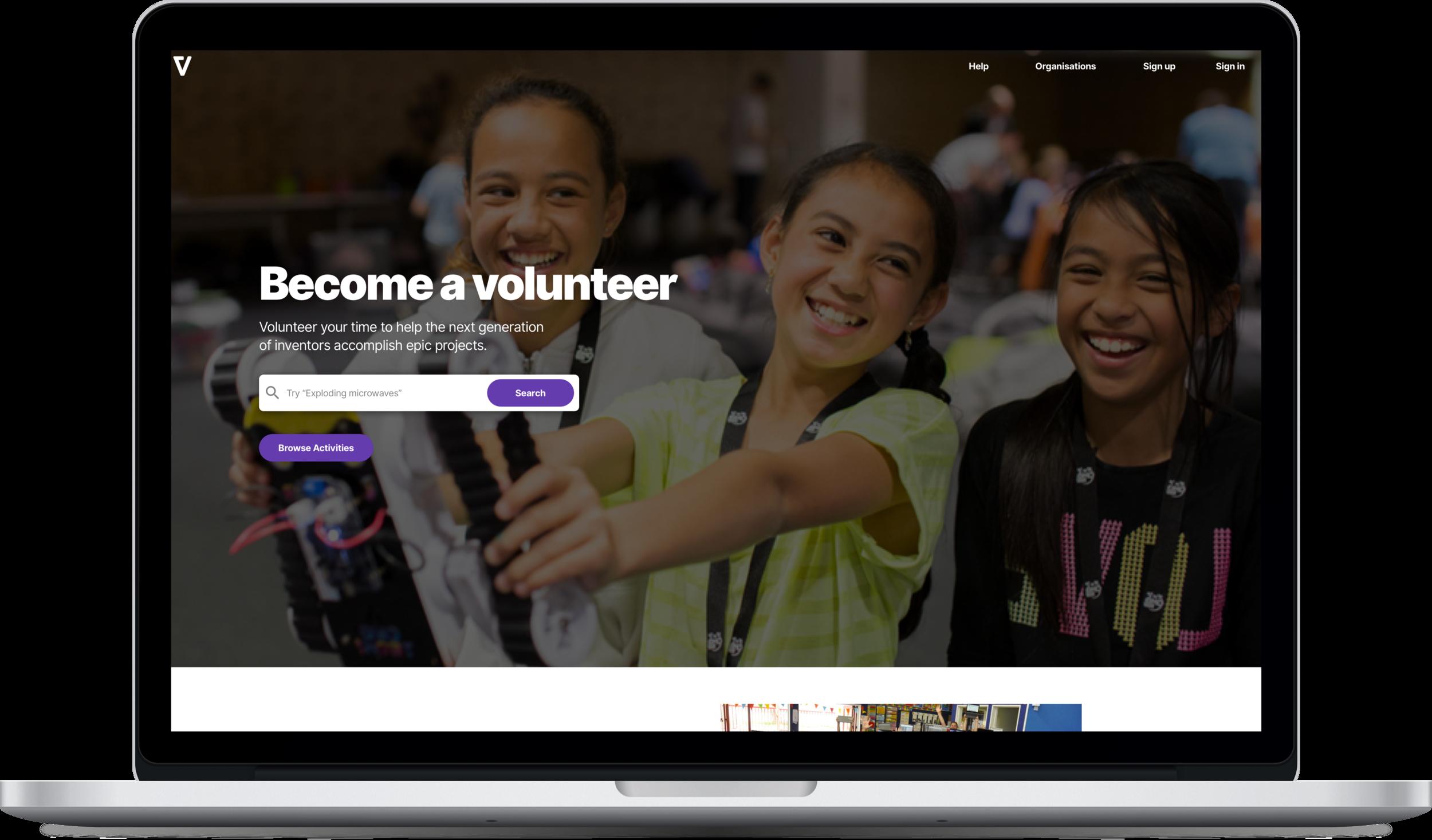 Voluntari.ly -