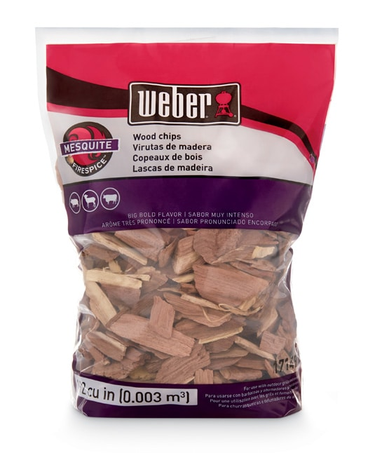 Mesquite Wood Chips $11.95
