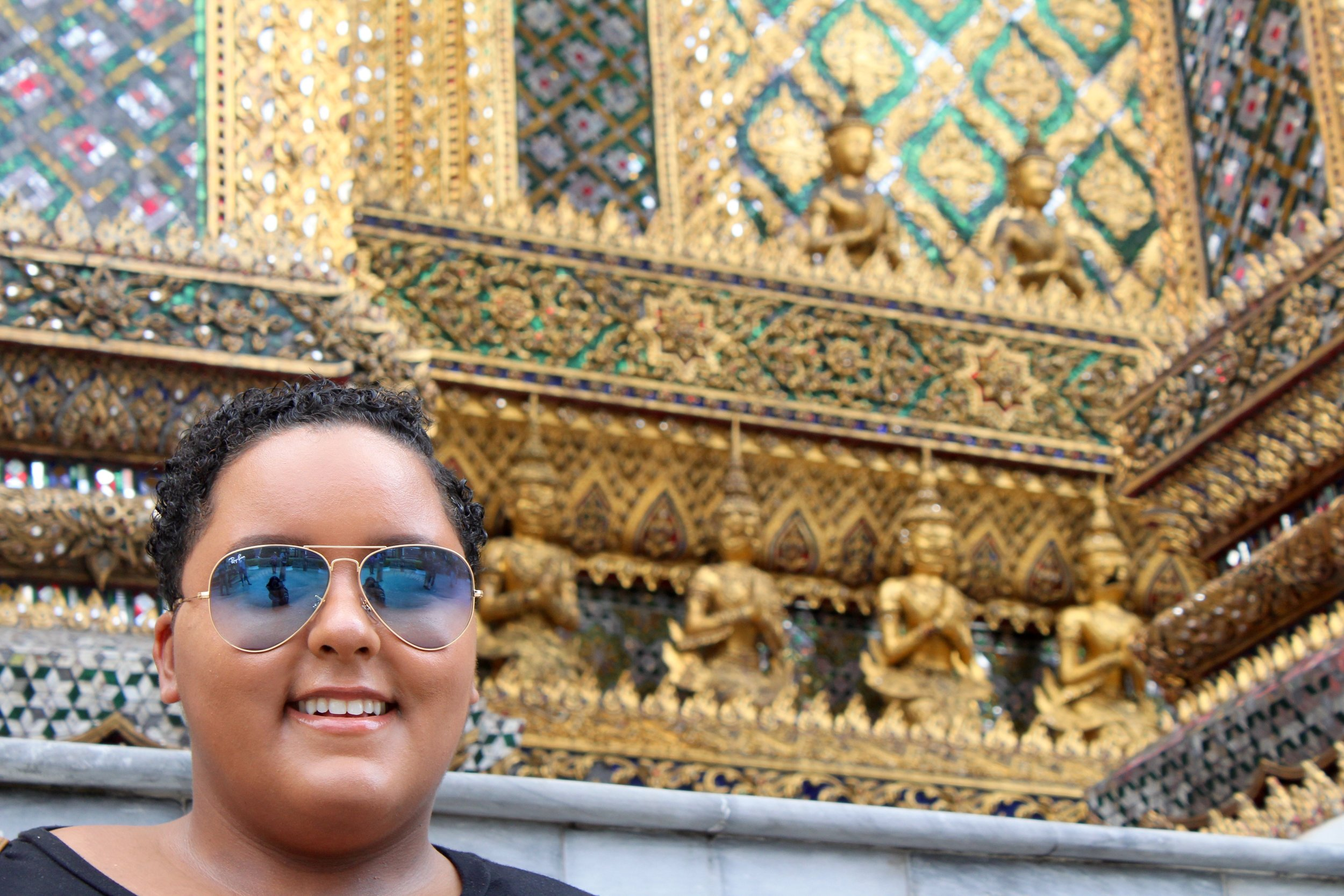 """""""Well-planned and action-packed!"""" - """"My booking experience was seamless and the travel experience was well-planned and action-packed!""""Ashlee Brown, Thailand 2018"""