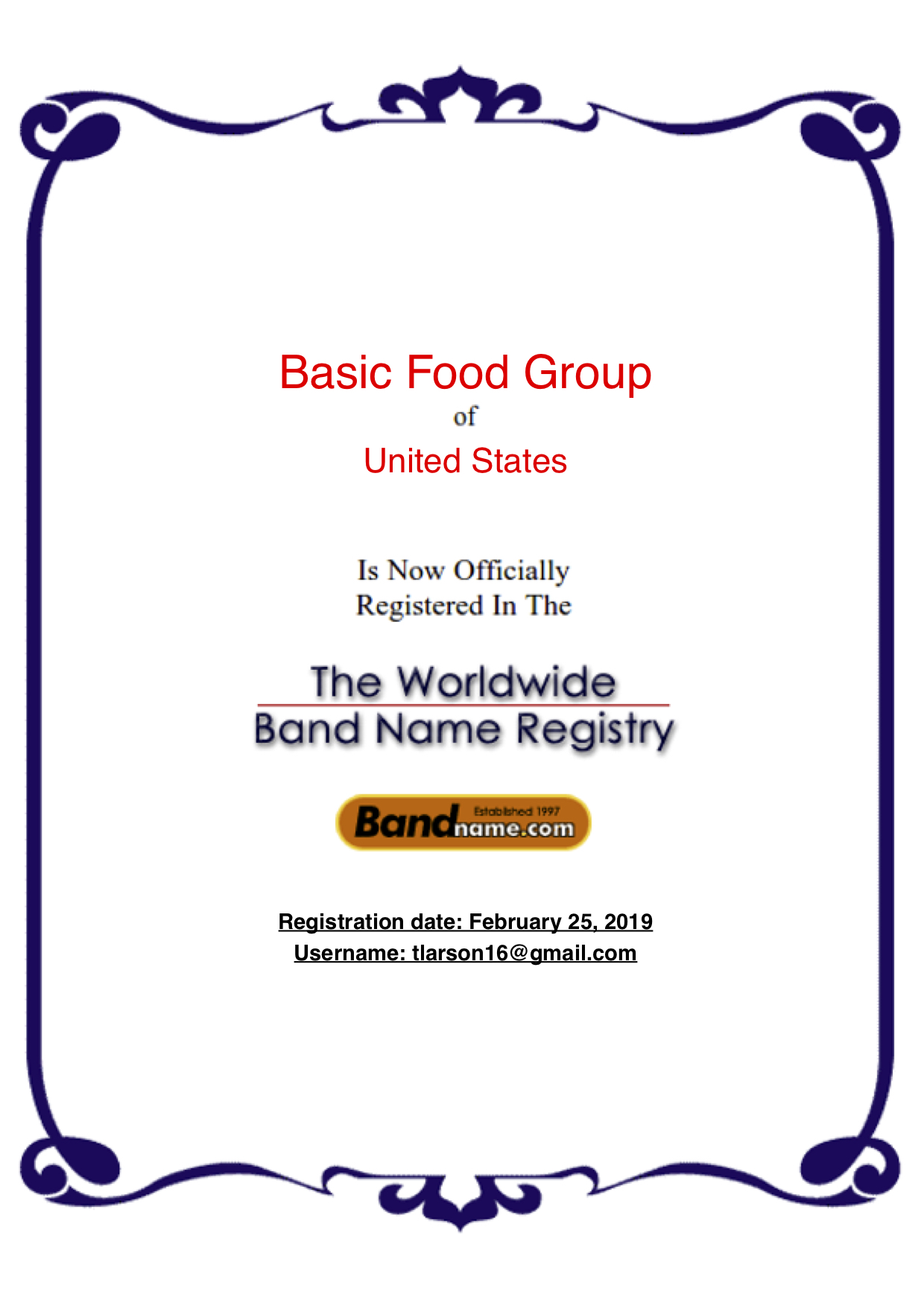 BasicFoodGroup Worldwide Band Name Registry.jpg