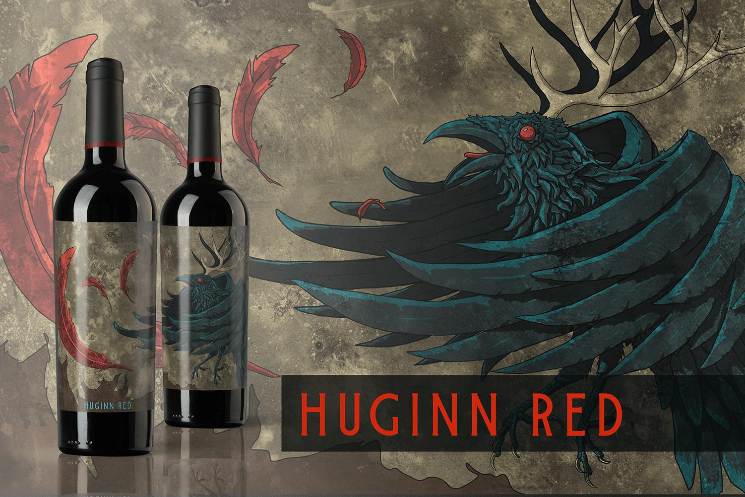 Huginn Red Wine-front-packaging-scene_mockup 3.png