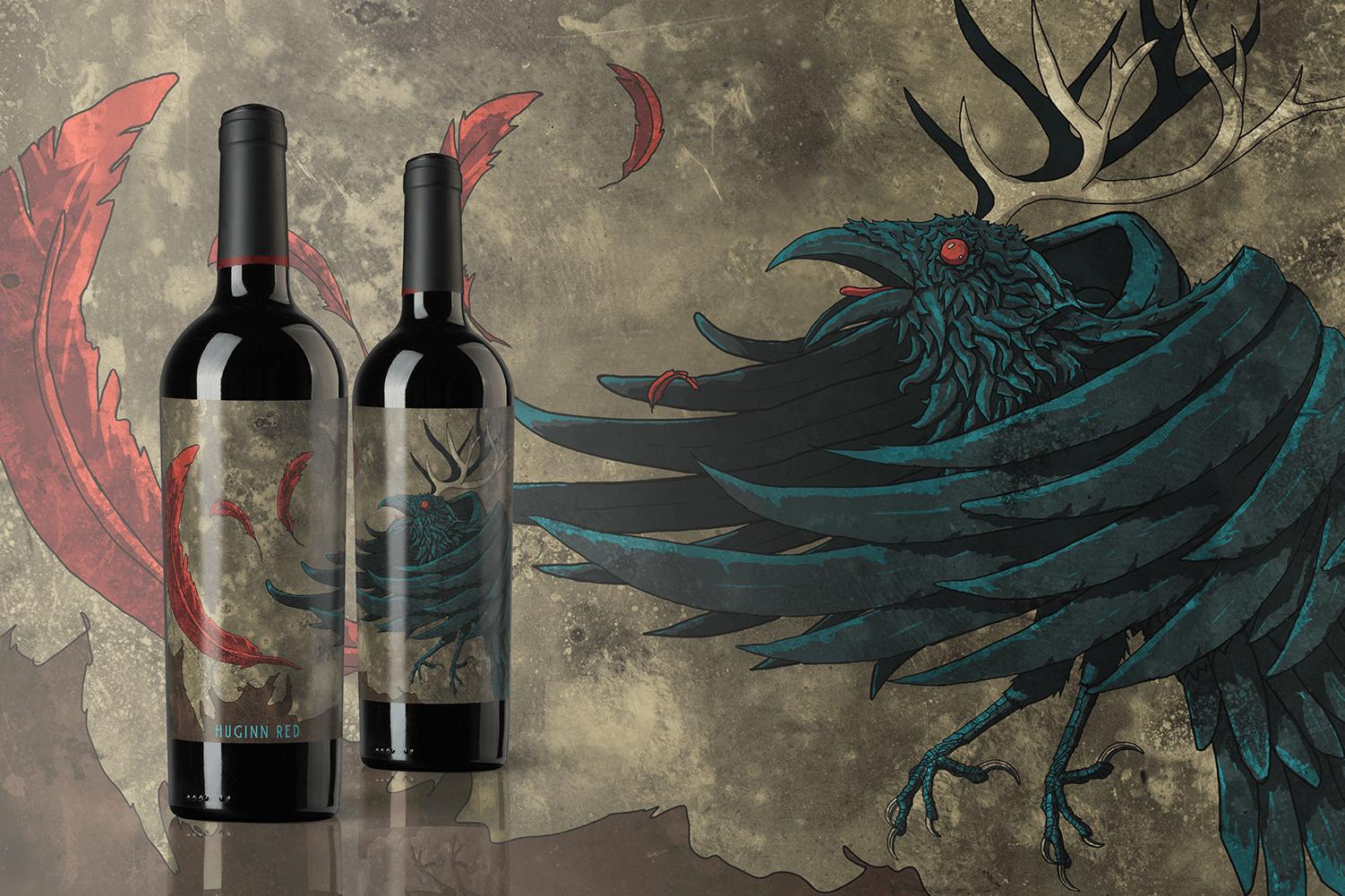 Huginn Red Wine-front-packaging-scene_mockup 4.png