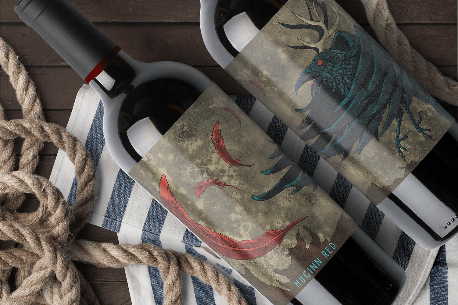 Huginn Red Wine-front-packaging-scene_mockup 8.png