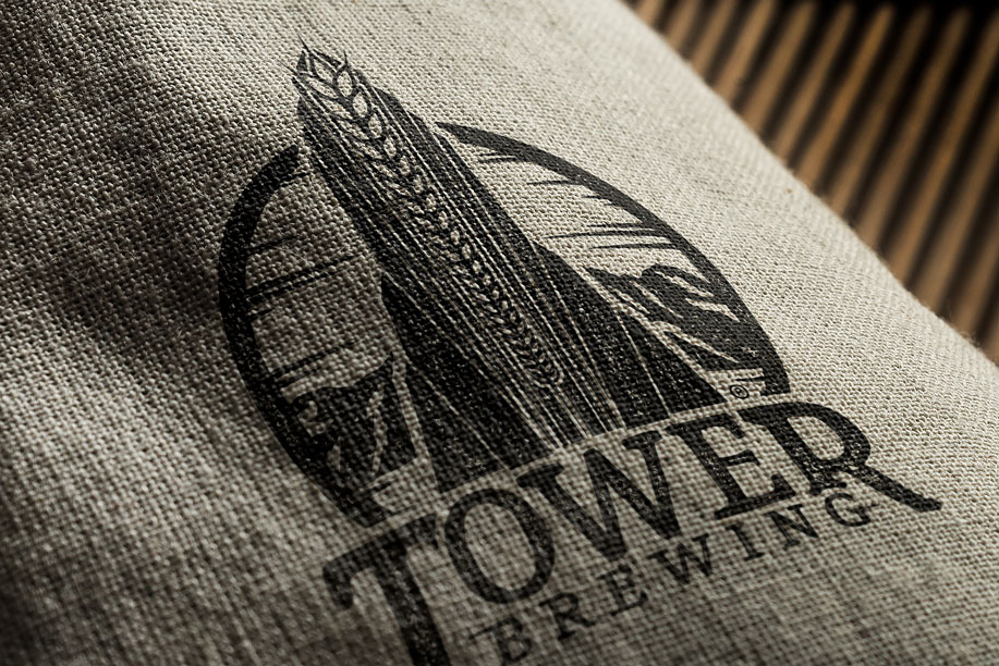 TOWER BREWING REBRAND