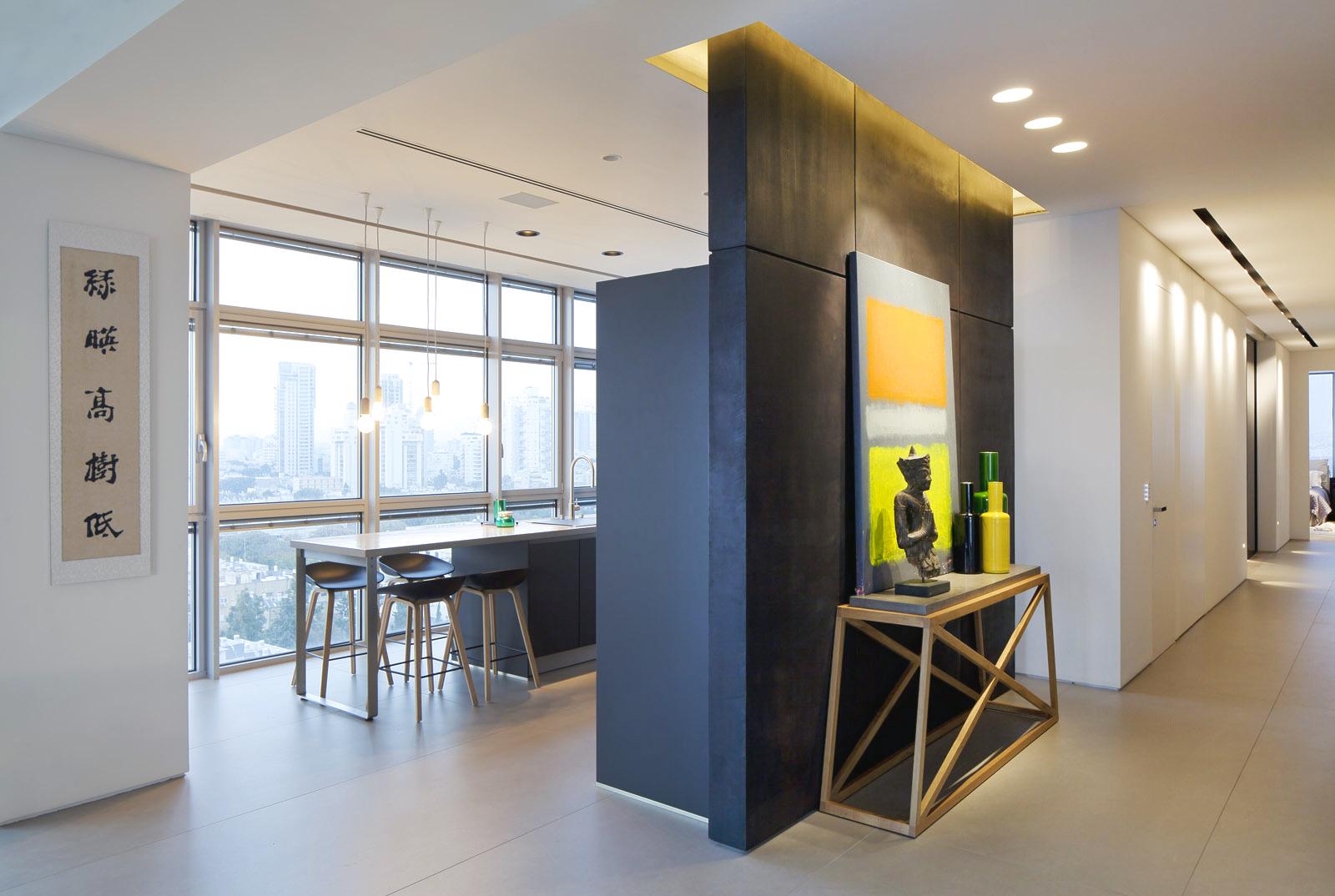 high-end apartment design ideas