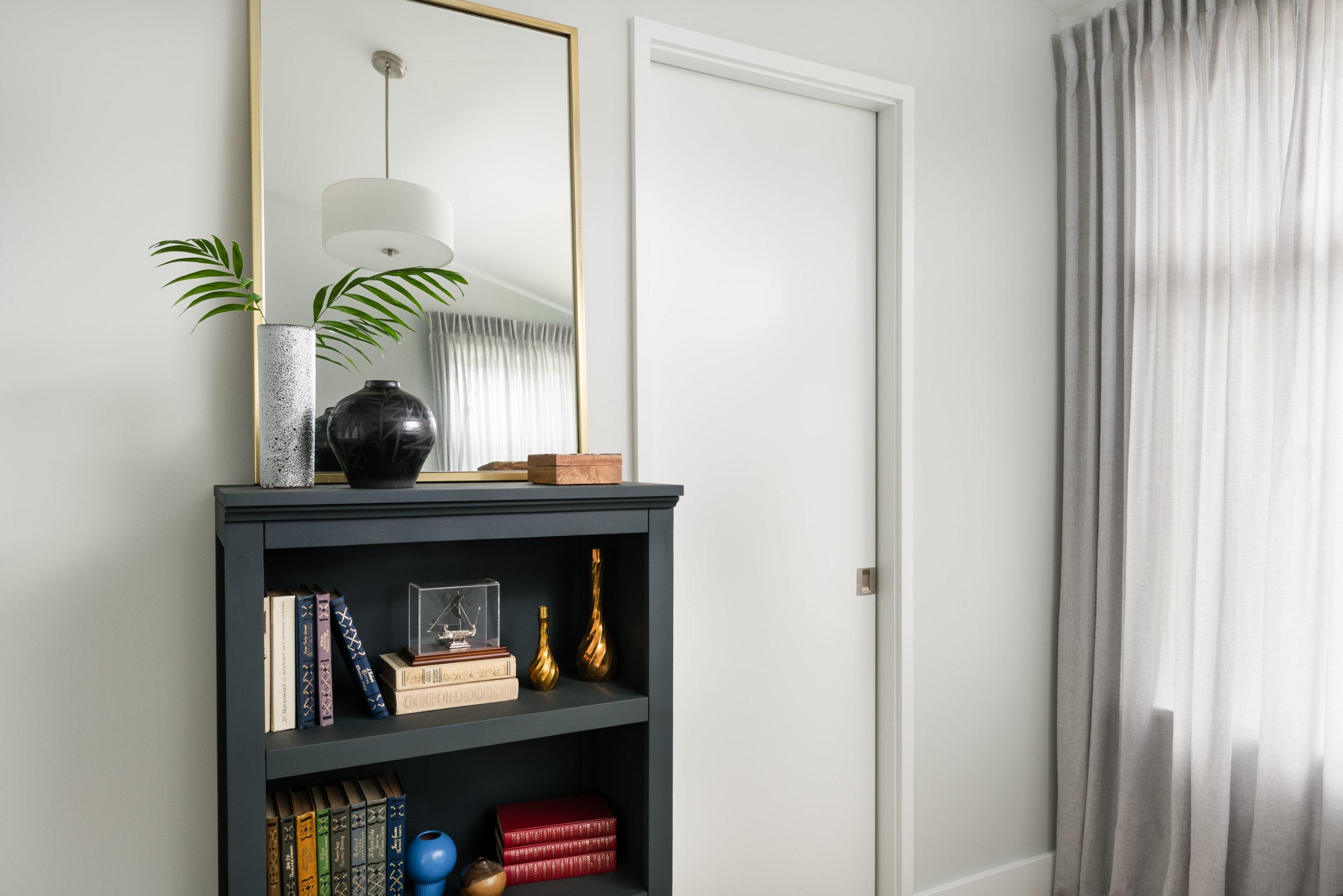 grey guest bedroom design ideas