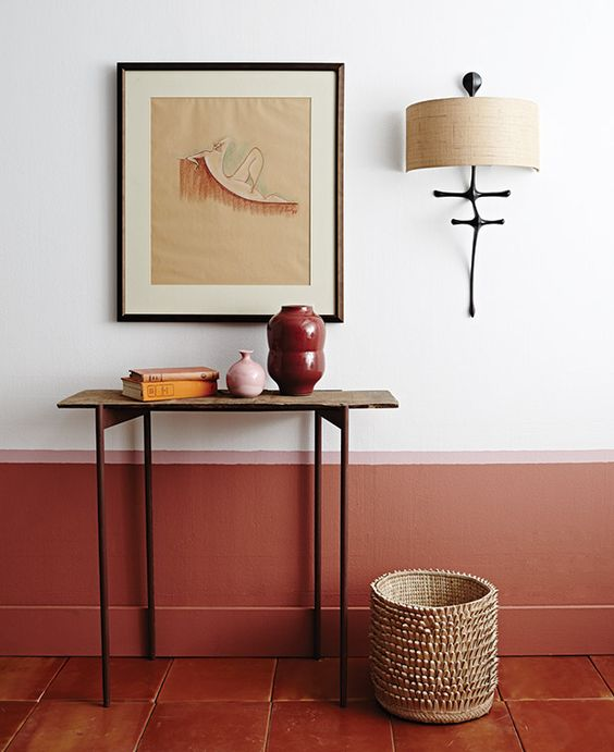 pink and red decor ideas