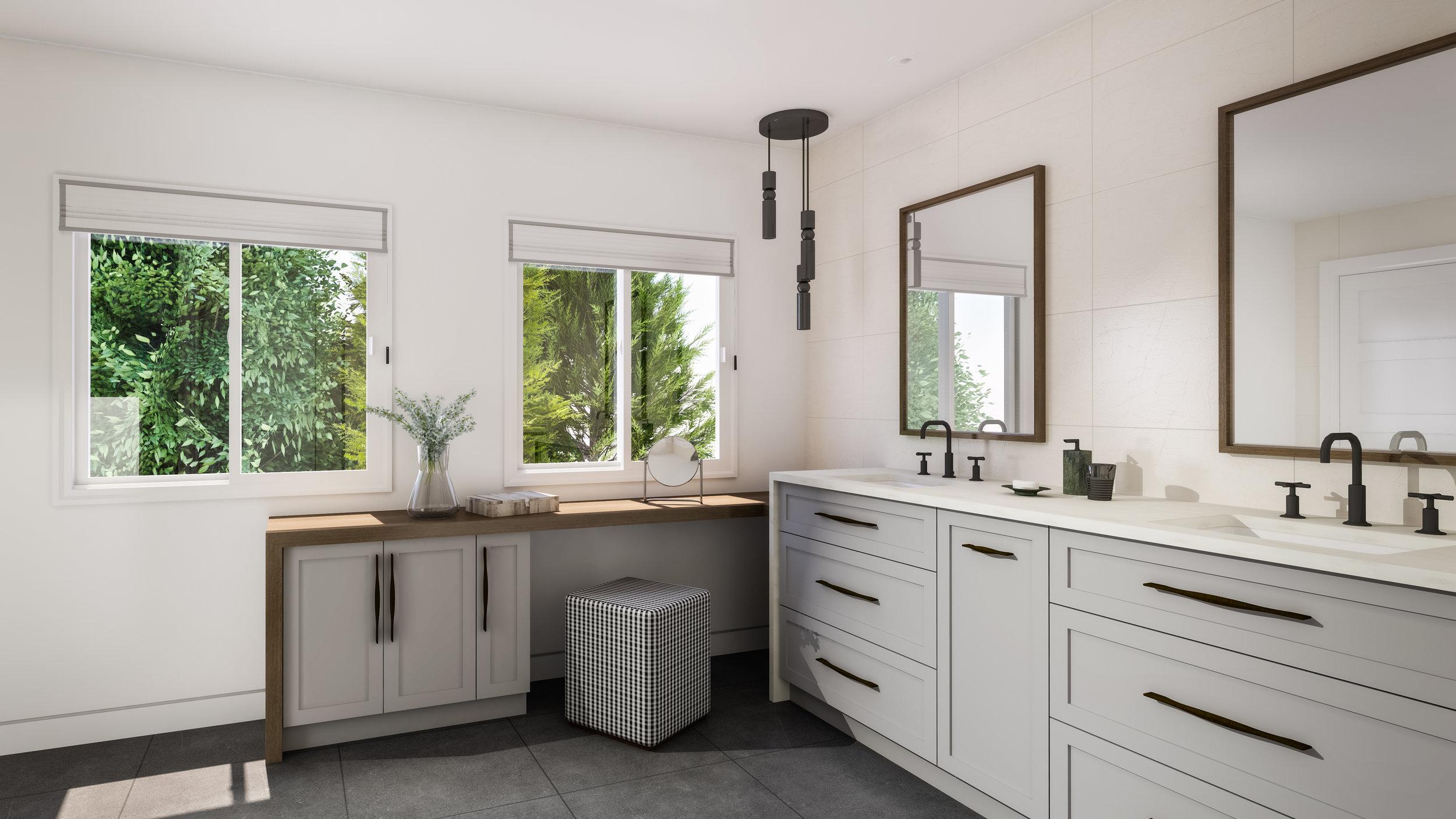 master bathroom design woodinville