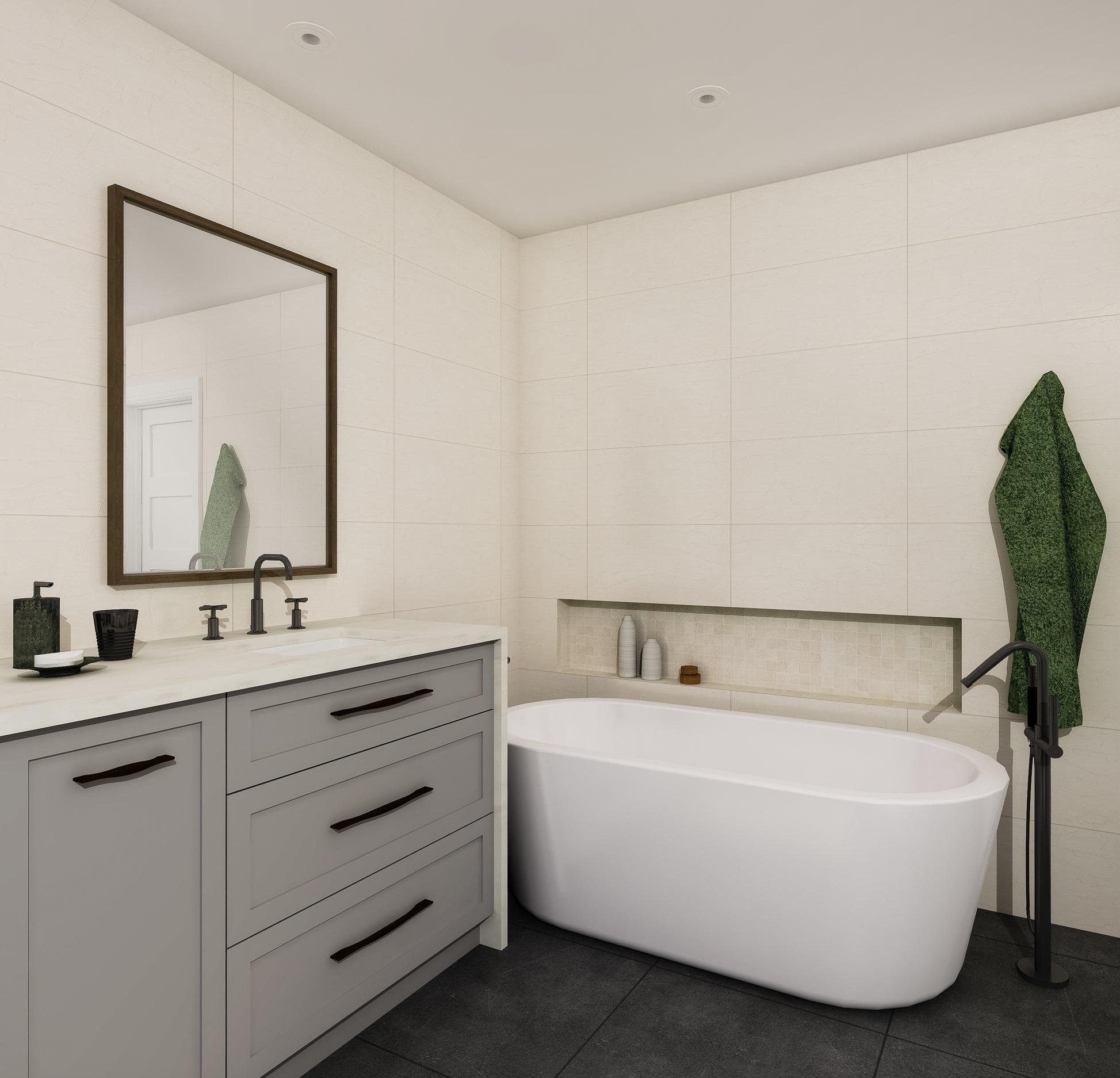 woodinville bathroom remodel