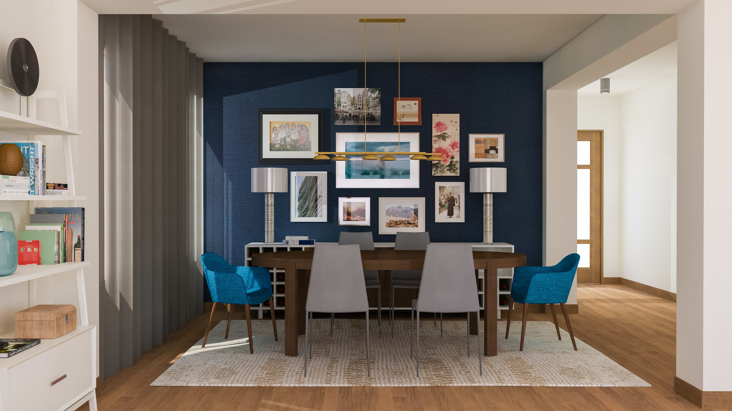 dining room design kirkland wa