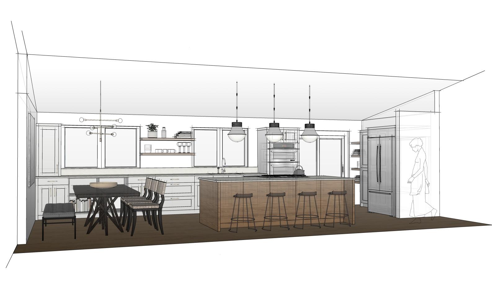 kitchen remodel sammamish