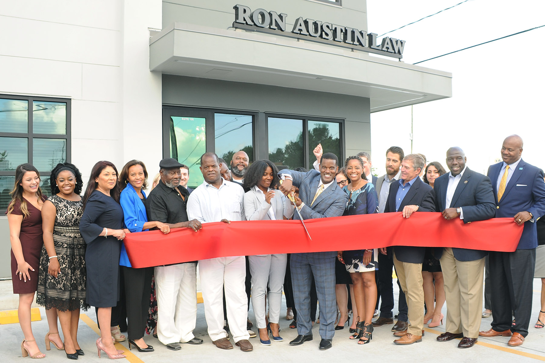 Greater New Orleans Area Law Office Grand Opening