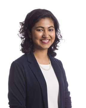 """CHAI NERURKAR  VICE PRESIDENT    With my background in the non-profit space, I've always been a """"leader"""" - I led a classroom of 55 8-year-olds and one of the world's largest digital literacy projects. I'm passionate about inclusive leadership and hope to be a leader in the D&I space in my post-MBA career."""