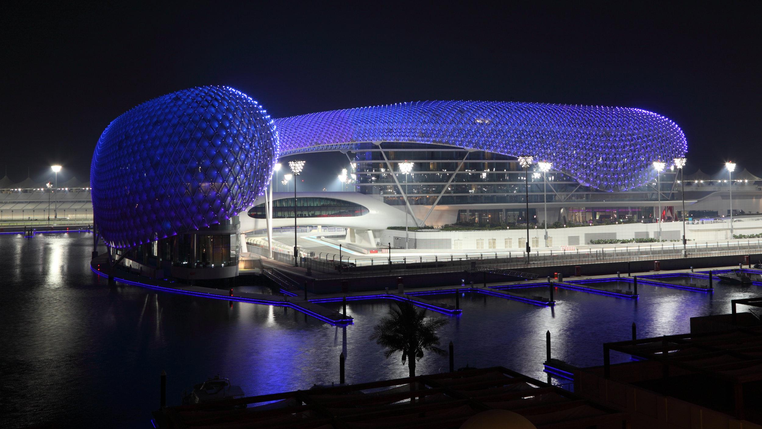 Copy of Abu Dhabi Grand Prix