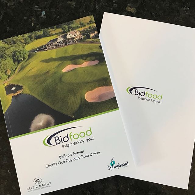 It was a privilege to once again host the @bidfooduk charity golf day in aid of @thespringboardcharity this year.  We were blessed with glorious weather at the @thecelticmanor 2010 course and our golfers had the most amazing day.  Thank you to everybody who supported the event with the funds raised going to help get people struggling to find employment jobs in the hospitality sector.  #charity #fundraiser #EnjoyGivingSomethingBack