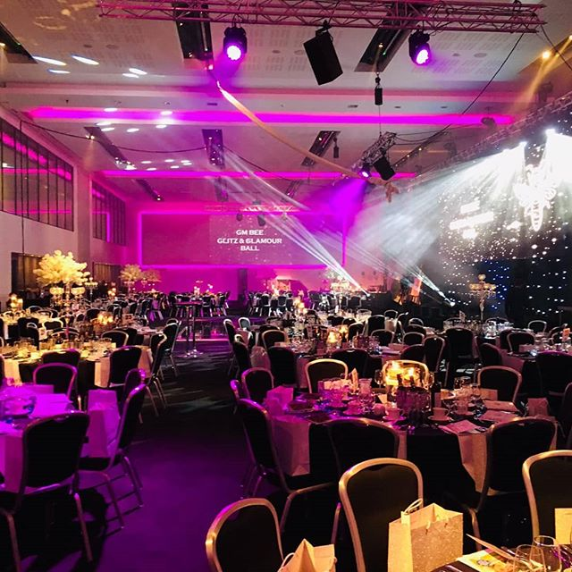 Our fundraising team travel the country to deliver bespoke experiences and items to your events. Two weeks ago we travelled to Manchester for the @gmbeeball to help raise vital funds to support the Manchester Arena bombing victims with Manchester Minds, Royal Manchester children's Hospital Charity & Manchester Royal Infirmary. What a brilliant event it was and thanks for having us. #gmbeeball #fundraising