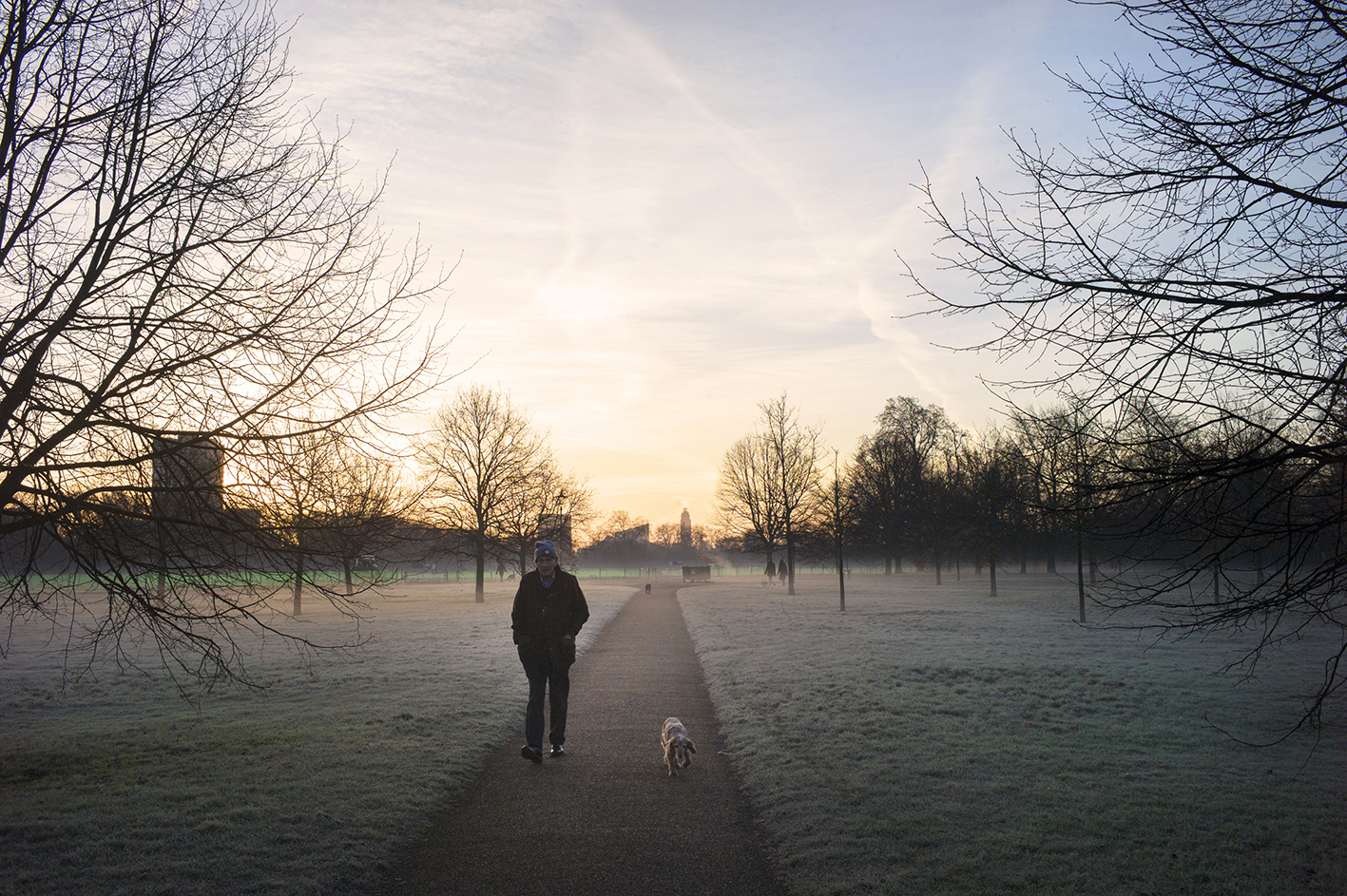 「Hyde park」