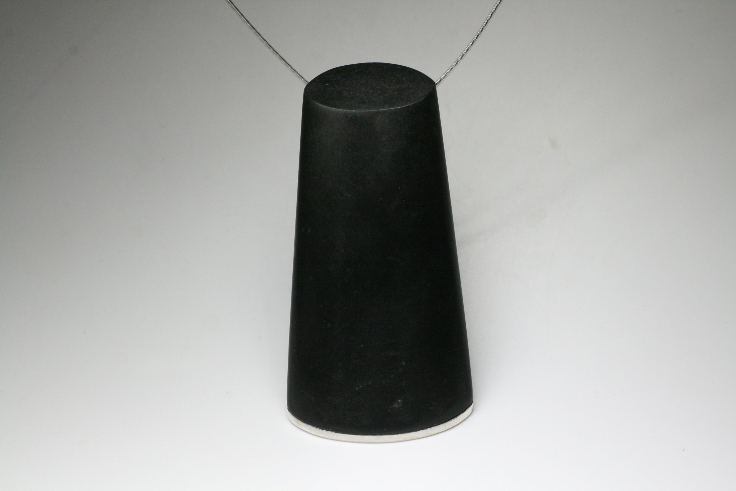 Inverse Slice Pendant