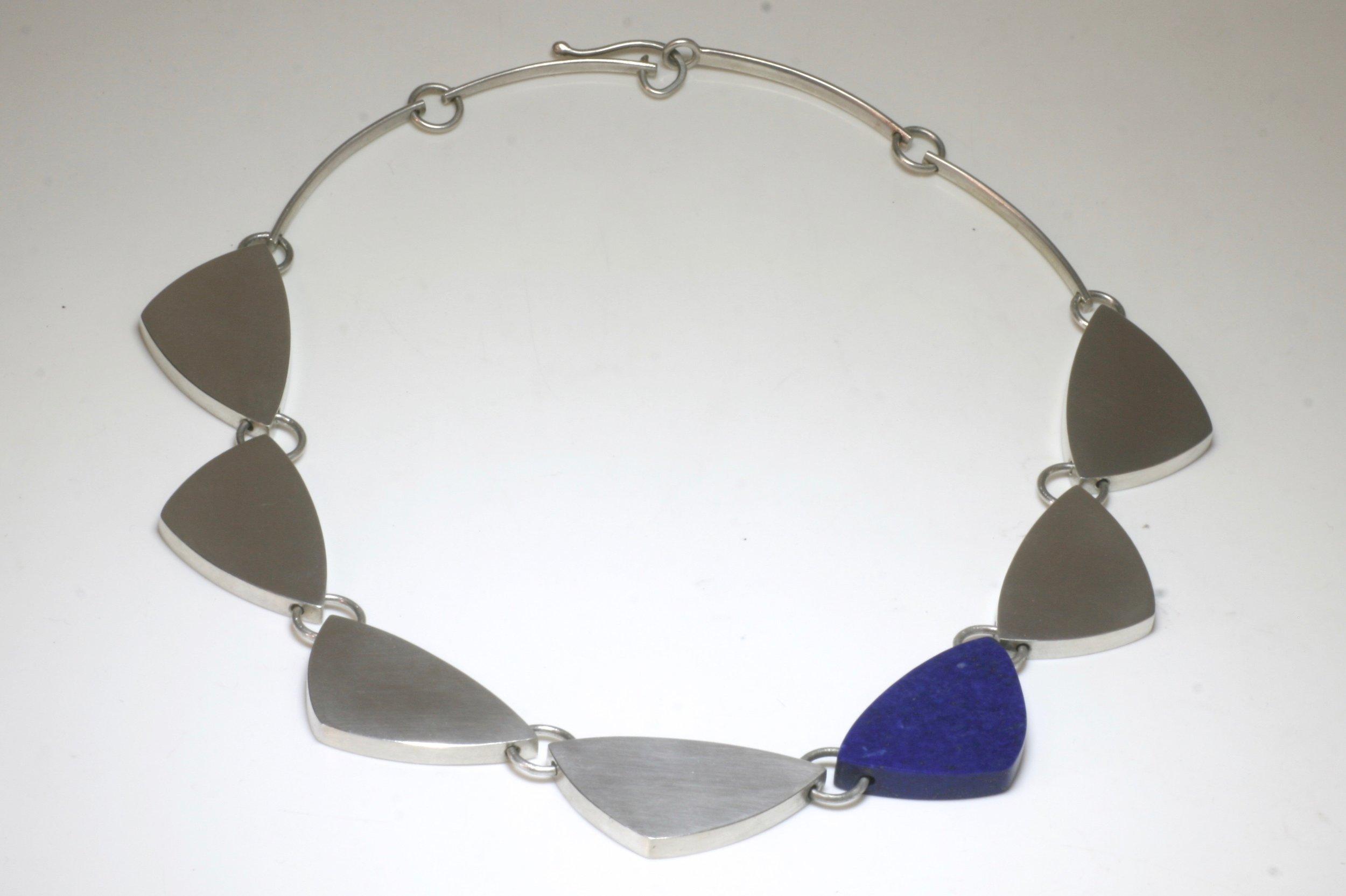 Tri Necklace