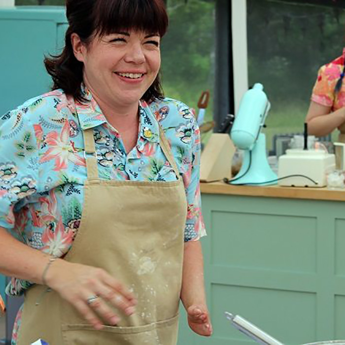 Mastering Vegan Meringue with Briony May. - 10am-12pm. Food Workshop Tent.
