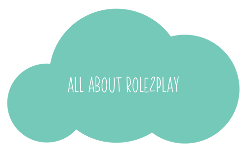 - Role2play is a children's role play centre that enables children to use their imagination through interactive role play. It is a place that imitates the world we live in, all scaled down to size, where children can pretend to be whoever they want to be whilst learning about the world we live in safely, as well as building fundamental skills.Role2play comprises of different parts of the community through well thought out and fully resourced play areas that replicate cafes, supermarkets, medical centres, construction sites, vets and more!Children love nothing more than to imitate what we do as adults and what better role models to learn from than you and everything you do in your daily lives.Role2play has been designed and created by mums for parents and carers in mind to make their visit as smooth and pleasant (dare we say fun?) as possible with the kids in tow! This type of play is perfect for children who are independent walkers to aged 7. Hopefully, parents and carers can retreat and enjoy a (hot) cup of tea and maybe something sweet whilst the kids are kept busy. We haven't forgotten the little bubbas too! We have a designated area for babies to explore and play too.