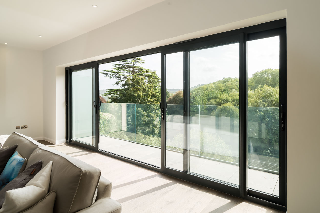 Aluminium Sliders - WindowWorx
