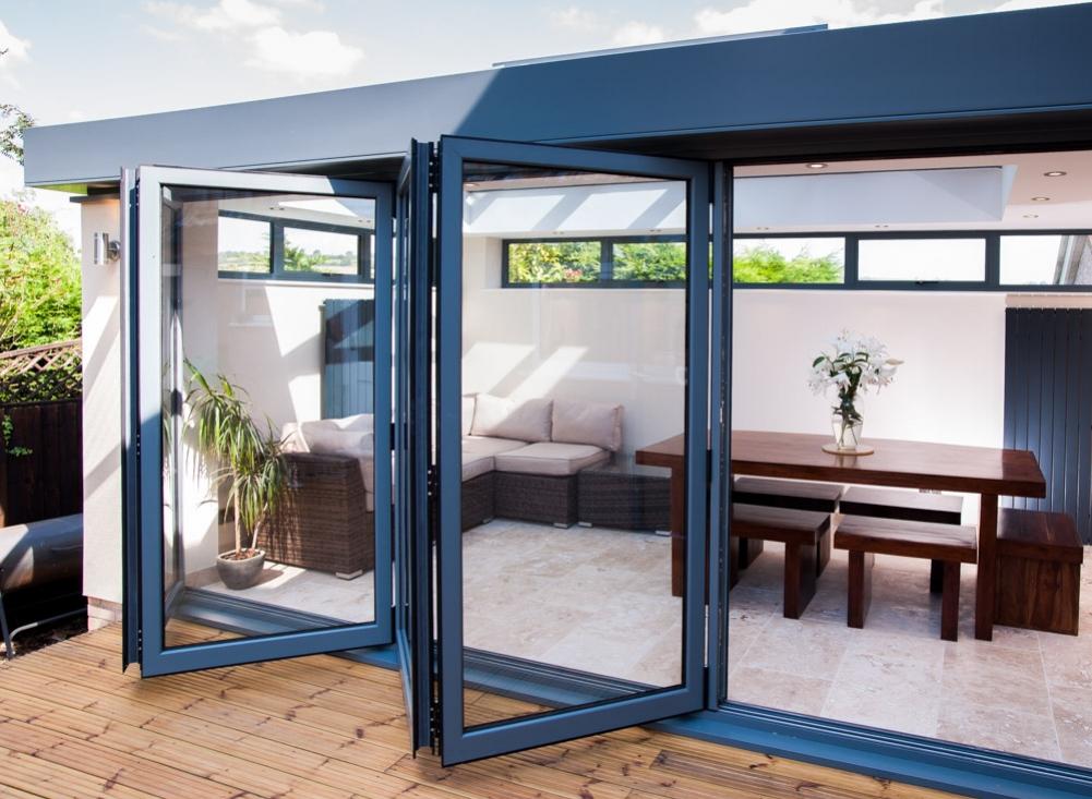 Aluminium Bifold Doors - WindowWorx