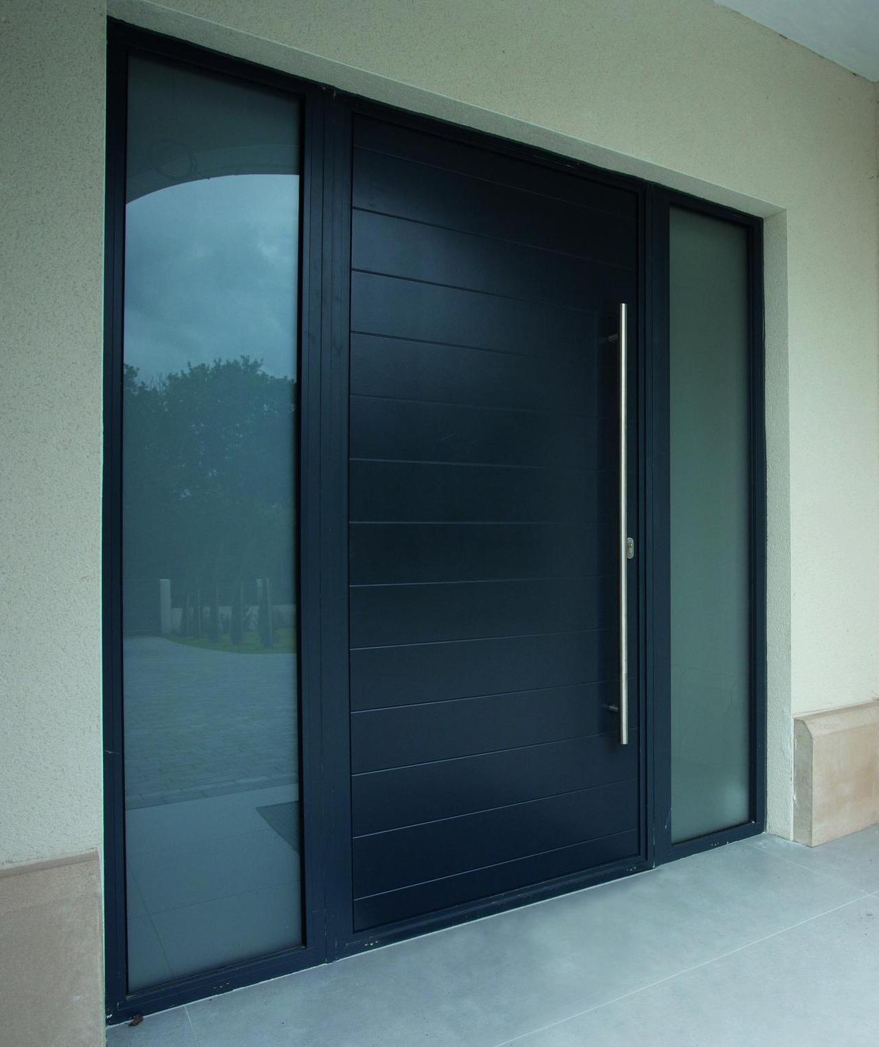 Aluminium Doors - WindowWorx