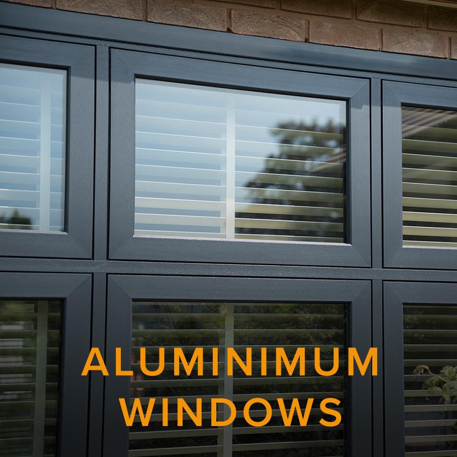 Aluminium Windows - WindowsWorx