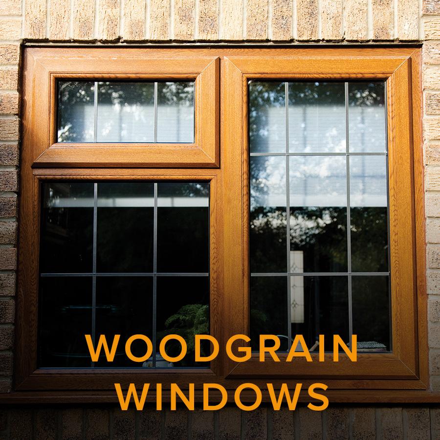 WoodGrain Windows - WindowsWorx