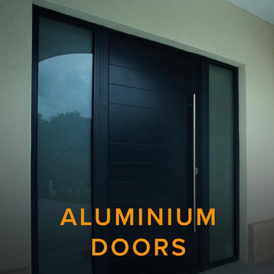 Aluminum Doors - WindowsWorx