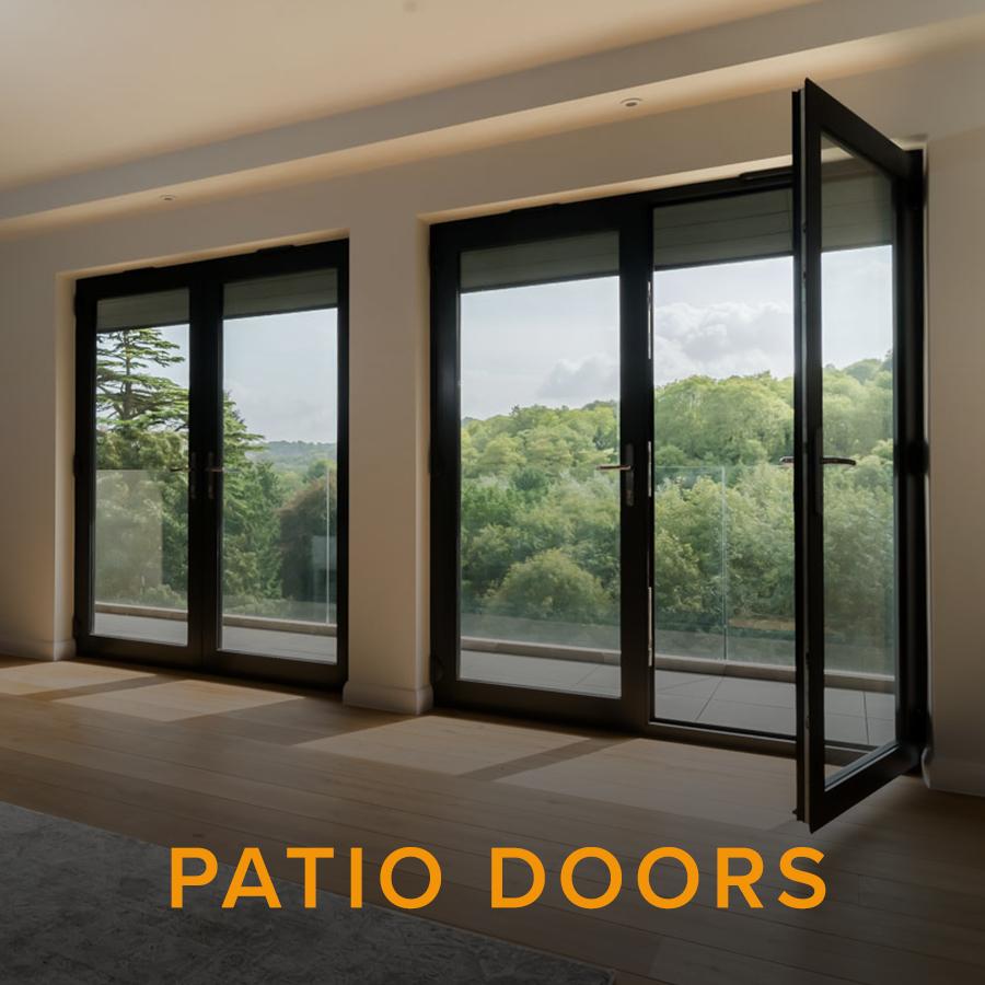 Patio Doors - WindowsWorx